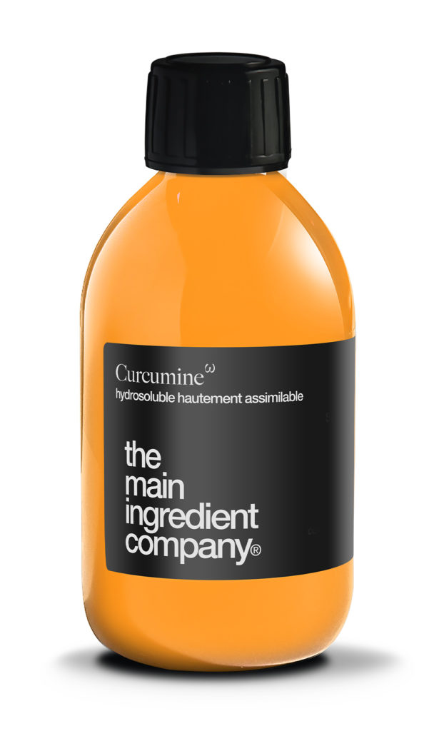 Curcumine ω 2.0, la curcumine naturelle seconde génération de the main ingredient company